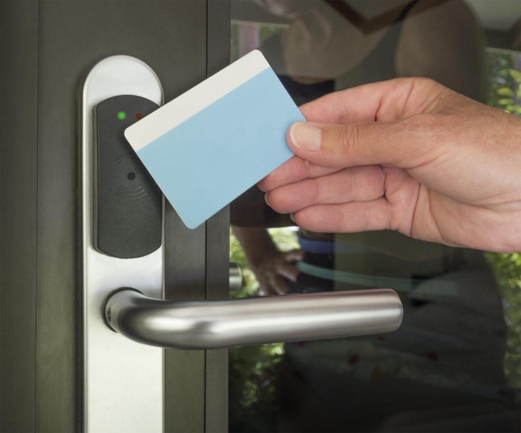 professional key card door access